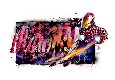 IronMan by AHDesigner