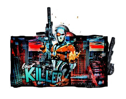 Killer by AHDesigner