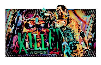 KillerV1 by AHDesigner