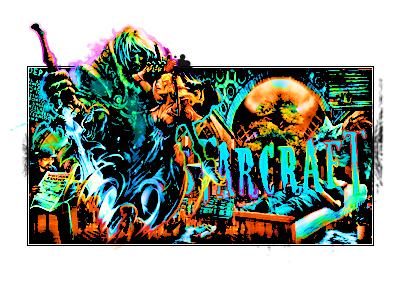 StarCraft by AHDesigner