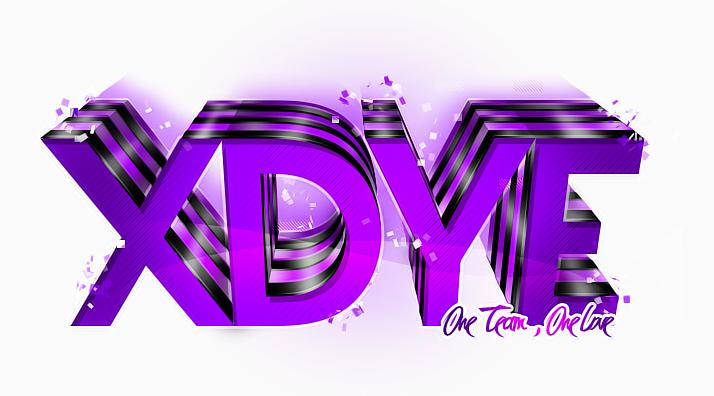 XdyeLogo1 by AHDesigner