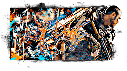 Call Of Duty by AHDesigner