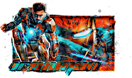 IronMan by AHDesigner