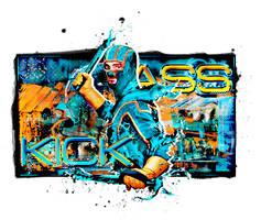 Kick Ass by AHDesigner