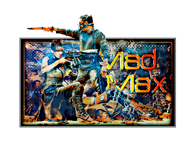 Madmax by AHDesigner