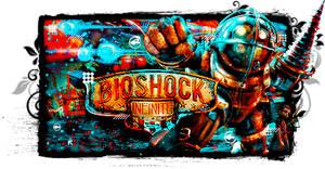 BioShock by AHDesigner