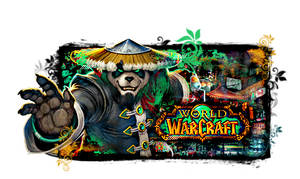 World Of Warcraft by AHDesigner