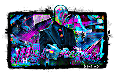 DNA and AHD - Mysterious by AHDesigner