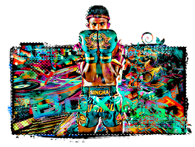 Boxing by AHDesigner