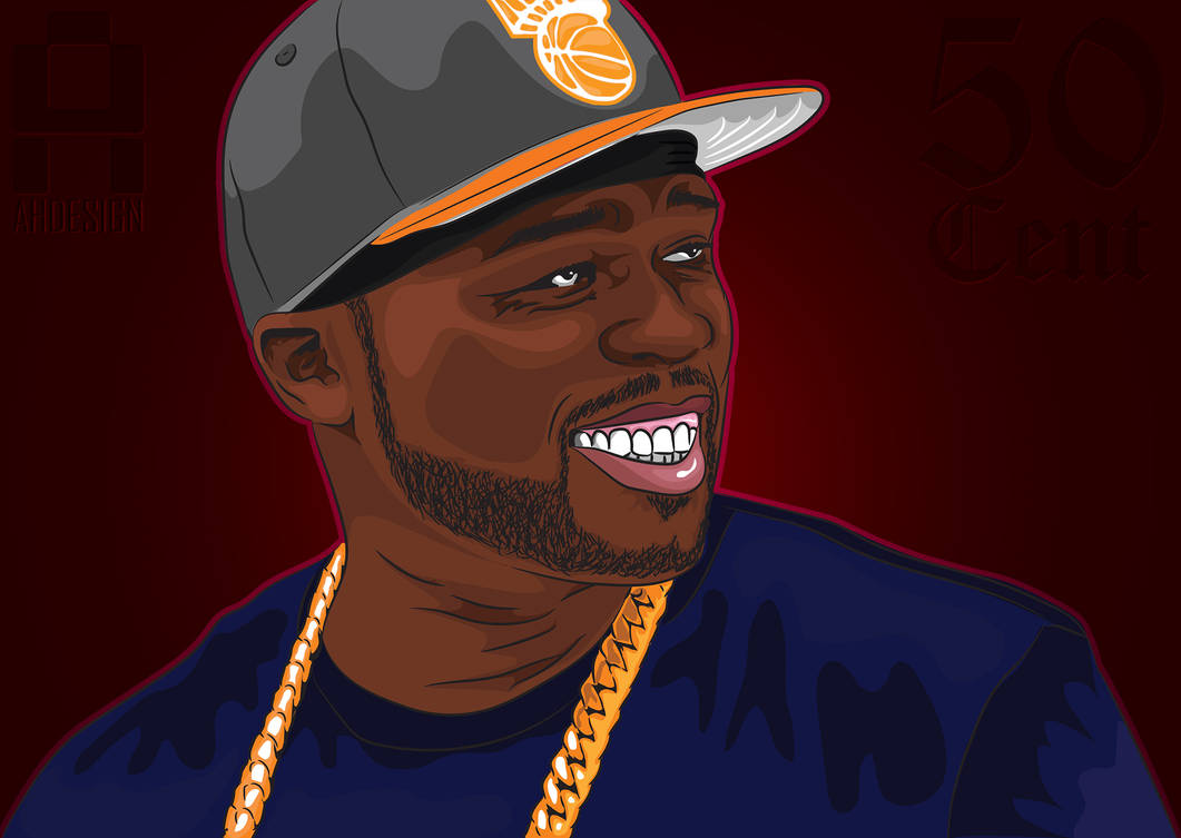 50Cent by AHDesigner