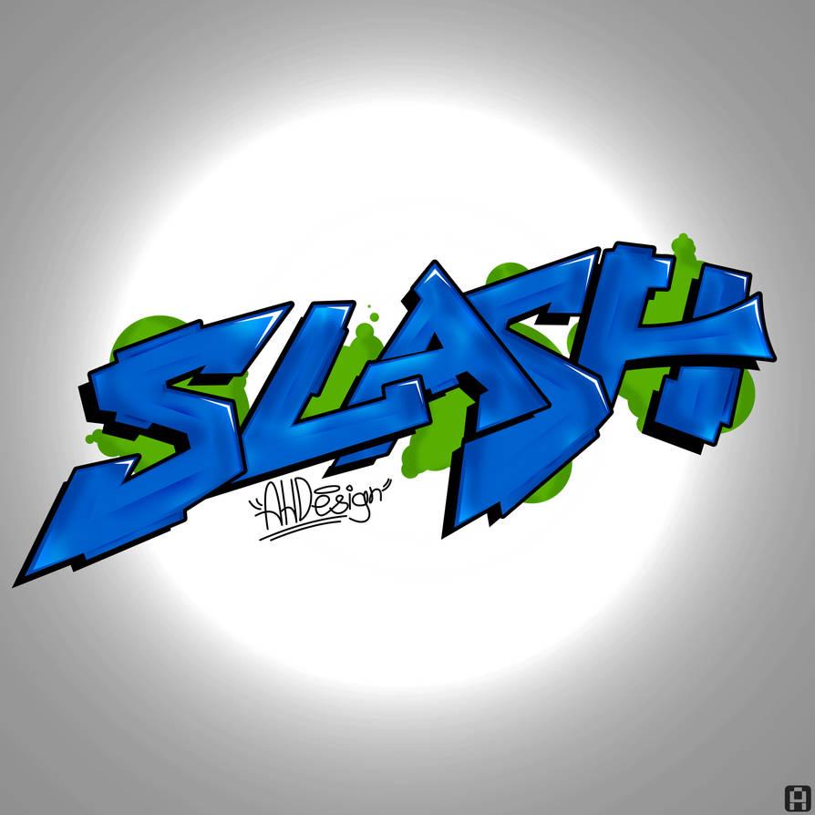 Slash by AHDesigner