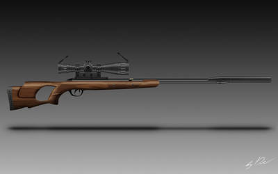 Gamo CFX air-rifle