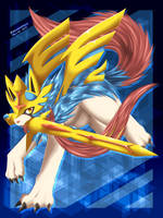 Wolf of Sowrd by AKamihara