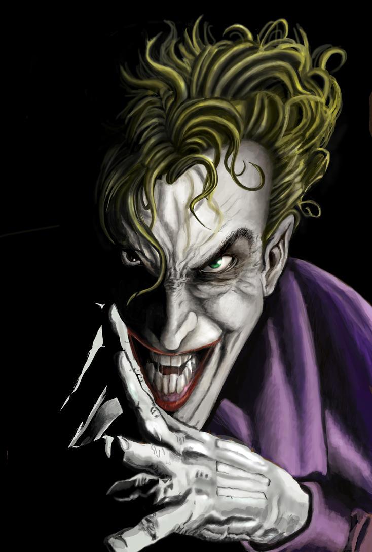 pin the joker art - photo #18