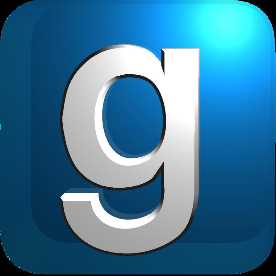garry 39 s mod glass logo by snowcat93 on deviantart. Black Bedroom Furniture Sets. Home Design Ideas