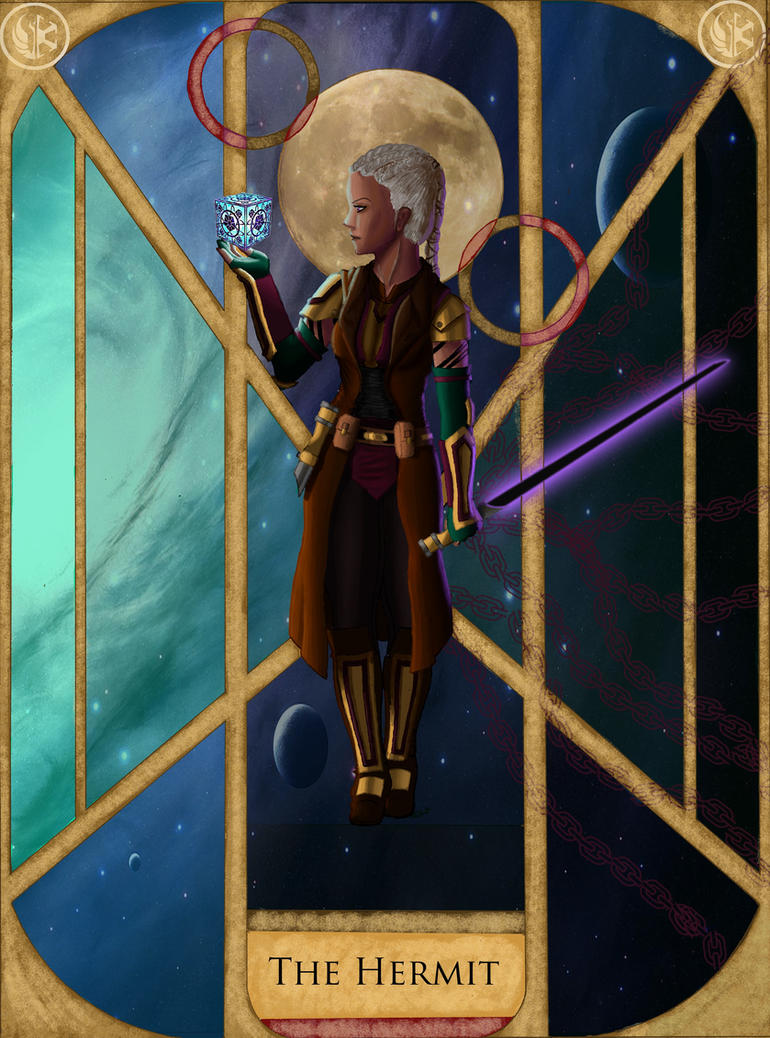 SWTOR: The Hermit by amwoolsey94