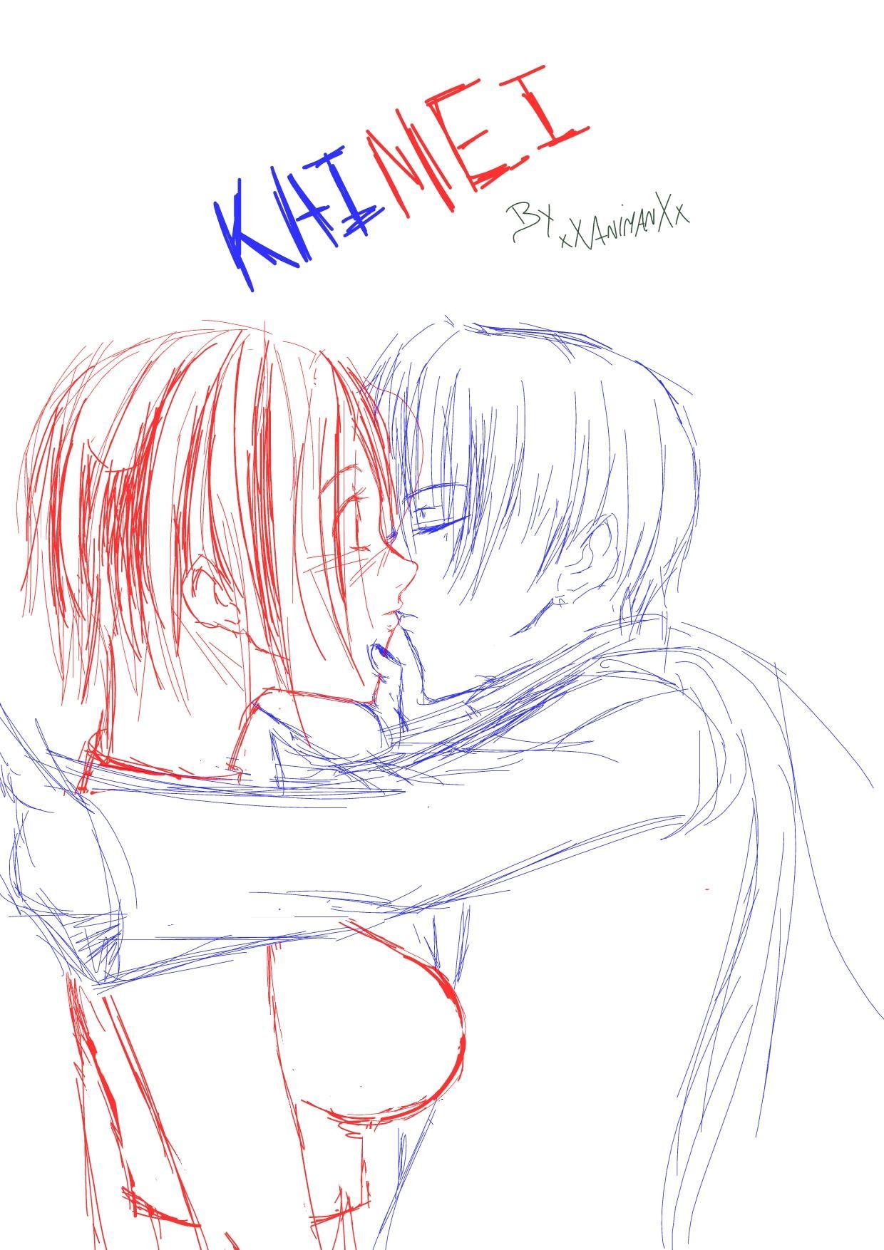 KaiMei! by xXAnimanXx