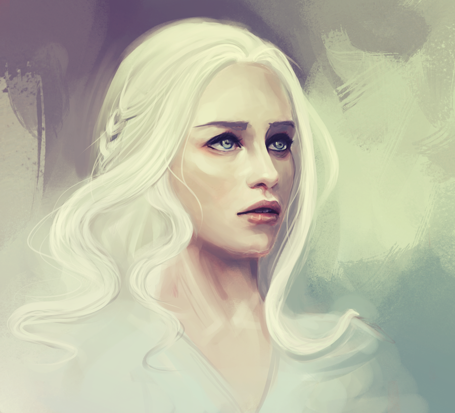 Daenerys by RobasArel