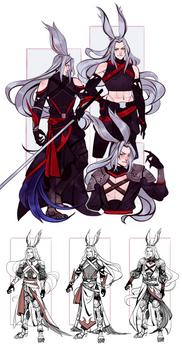 Viera!Sephiroth