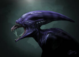 Prometheus - Alien by ACivicDilemma