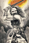 Freyr vs Surtr