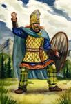 Dacian nobleman