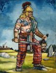 Briton chieftan