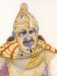 King Cotys I of the Odrysiae