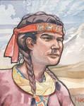 Scythian noblewoman III