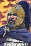 Belisarius by deWitteillustration