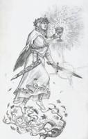 Fay Enchantress II by deWitteillustration