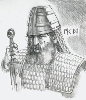 Sarmatian doodle