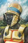 Ozhite soldier 2 by deWitteillustration