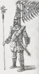 Askar King by deWitteillustration