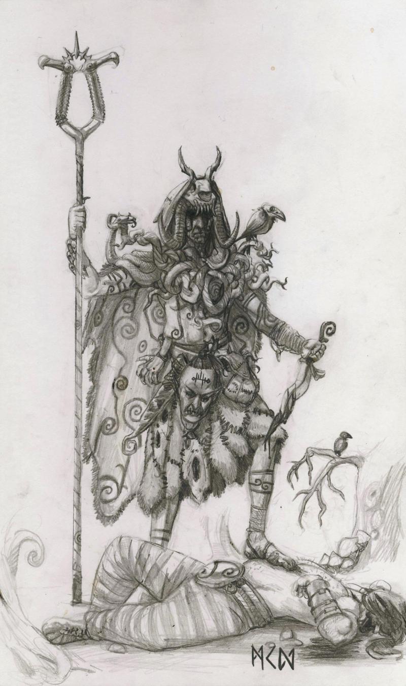 Warhammer Albion - Ternoash the Deceiver