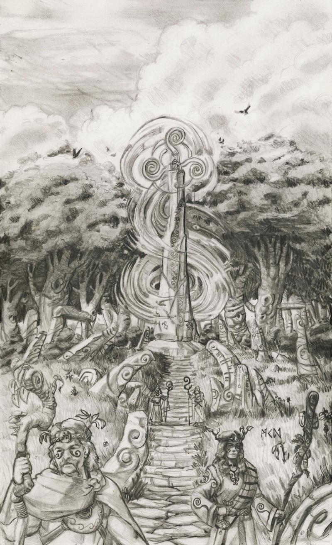 Warhammer Albion - Pillar of Og Agog