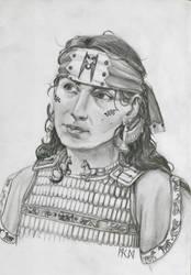 Askar Noble IV by deWitteillustration