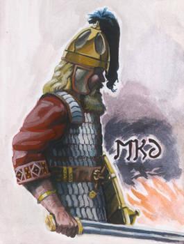 Migration Period Germanic noble