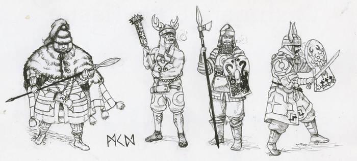 Herigaturi Warriors 2
