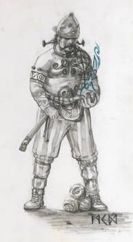 Warhammer Albion - Bowler
