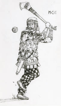 Warhammer Albion - Hurler