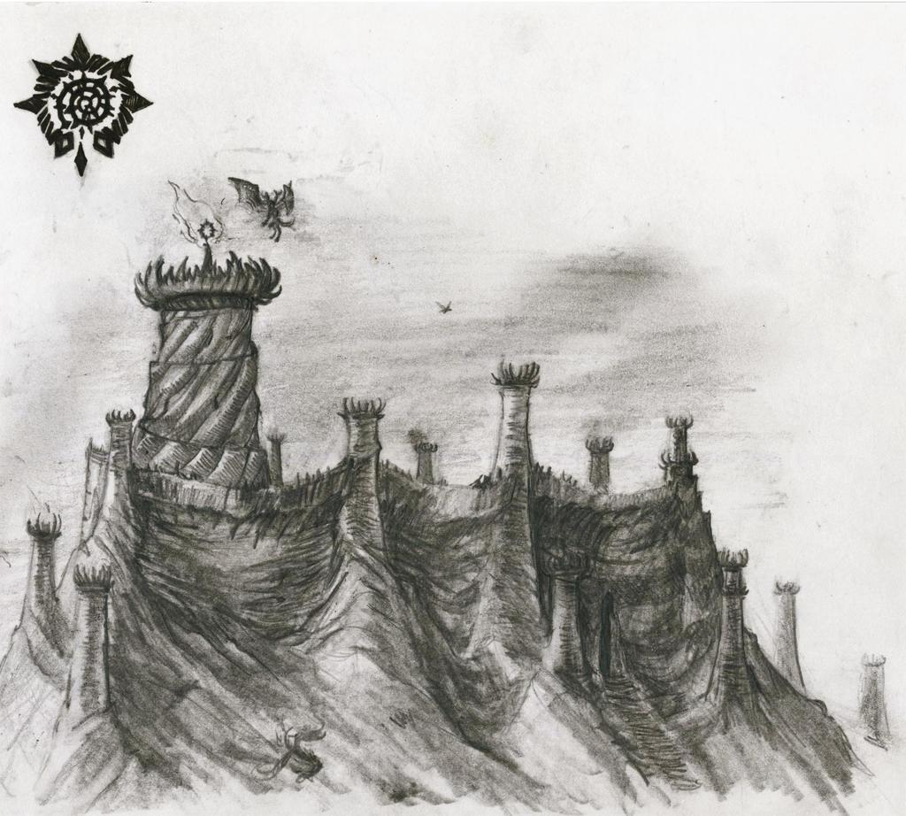 Warhammer Albion - Citadel of Lead