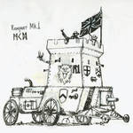 Trenchpunk Rampart Mk.I