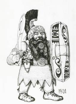 Commission - Mouros Dwarf