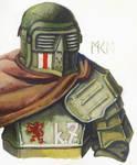 Trenchpunk British Empire Knight II