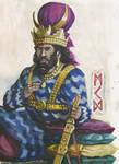Shahanshah  of the Sasanian Empire