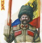 Trenchpunk Cossack