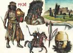 Athtari tribes sketches reupload