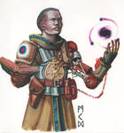 Trenchpunk Russian mage 2