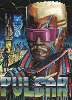 Pulsar issue #1